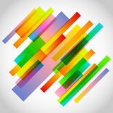 Abstrakt teknologi fodrar vektorbakgrund Royaltyfri Fotografi