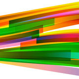 Abstrakt teknologi fodrar vektorbakgrund Royaltyfria Bilder