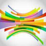 Abstrakt teknologi fodrar vektorbakgrund Arkivfoton