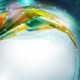 Abstrakt teknologibakgrund Royaltyfri Foto