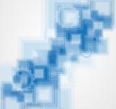 Abstrakt teknologibakgrundsaffär & utveckling Arkivbilder
