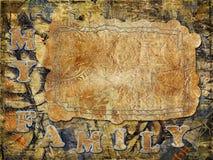 abstrakt text för ställe för bakgrundsbild Royaltyfria Bilder
