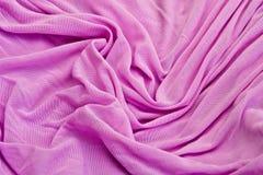 abstrakt textilwaves Royaltyfria Bilder