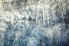 Abstrakt textur av åldrig murbruk Arkivfoton