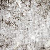 Abstrakt textur av den gamla väggen med skalningsmålarfärg Arkivfoton
