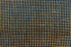 Abstrakt textur av den Thailand textilen Royaltyfri Fotografi