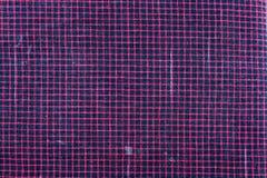Abstrakt textur av den Thailand textilen Fotografering för Bildbyråer