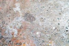 Abstrakt textur av en cementvägg Royaltyfri Fotografi