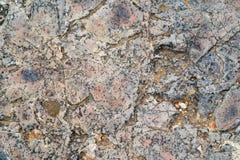 Abstrakt textur av en gammal sten Royaltyfri Foto