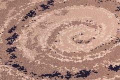 Abstrakt textur av en modell av en spiral Fotografering för Bildbyråer