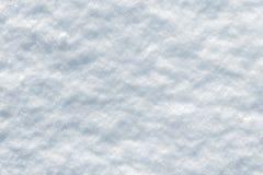 Abstrakt textur av en snöyttersida Fotografering för Bildbyråer