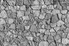 Abstrakt textur av en stenyttersidagrå färg färgar Royaltyfri Foto
