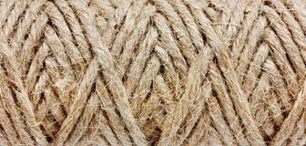 Abstrakt textur av ett rep Royaltyfri Bild