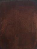 Abstrakt textur av ett rostigt metallark Fotografering för Bildbyråer