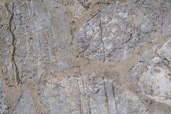 Abstrakt textur av ett stenbetonggolv Arkivfoto