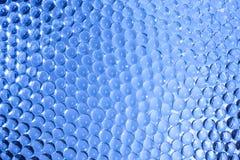 Abstrakt textur av kulöra glass pärlor Arkivbild
