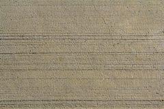 Abstrakt textur av randig betong för användning som bakgrund Arkivbild