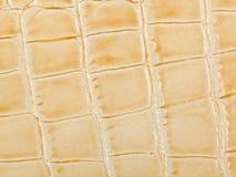 Abstrakt textur av syntetiskt läder Arkivbilder