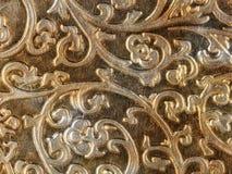 Abstrakt textur av syntetiskt läder Fotografering för Bildbyråer