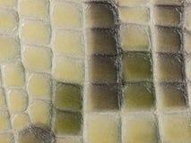 Abstrakt textur av syntetiskt läder Arkivfoton