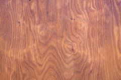 Abstrakt textur av tonad brun träyttersida Royaltyfri Foto