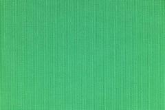 Abstrakt textur av tyg eller papper av ljust - grön färg Fotografering för Bildbyråer