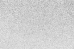 Abstrakt textur av tyg eller papper av vit färg Arkivfoto