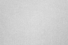 Abstrakt textur av tyg eller papper av vit färg Royaltyfria Foton
