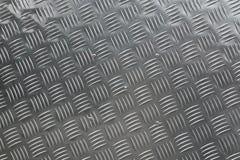 Abstrakt textur för bakgrund för silvermetallmodell Royaltyfri Fotografi