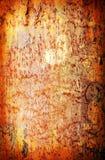 abstrakt textur för bakgrundsgrungerost Royaltyfri Foto