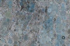 Abstrakt textur för blå gräsplan Arkivbilder