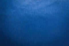 Abstrakt textur för blåttmetallbakgrund Arkivbilder