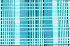 Abstrakt textur för digital dator av en kall färgbur Royaltyfri Foto