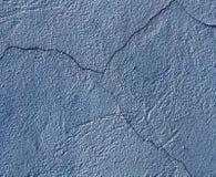 Abstrakt textur för färgmurbrukvägg med skrapor Royaltyfria Foton