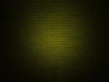 Abstrakt textur för guling- och svartbakgrundspapper Arkivfoton
