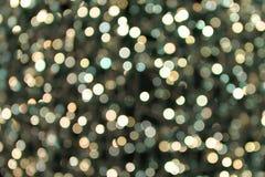 Abstrakt textur för julljus Arkivbild