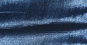 Abstrakt textur för silverfärgtorkduk arkivfilmer