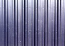 Abstrakt textur för staket för färgmetallplatta Royaltyfri Bild