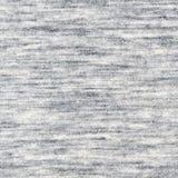 abstrakt textur för tyg för bakgrundsclosedesign upp rengöringsduk Melangeljus - grå färgbakgrund Royaltyfri Foto