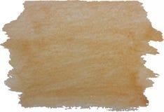 Abstrakt textur för vattenfärghandmålarfärg, Royaltyfri Illustrationer