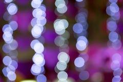 Abstrakt textur, ljus bokehbakgrund Arkivfoto