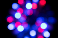 Abstrakt textur, ljus bokehbakgrund Royaltyfri Fotografi