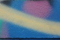 Abstrakt textur med färgad yttersida Arkivfoton