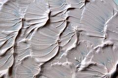 Abstrakt textur som målas med fundamentet för framsida arkivfoton