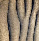 Abstrakt textur stranden lanzarote Spanien Royaltyfri Fotografi