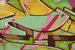 Abstrakt texturbakgrund i blandad sprej smärtar Royaltyfria Foton