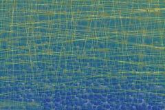 Abstrakt texturdesign med linjer och färger Arkivfoton