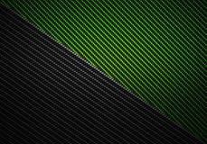 Abstrakt texturerad materiell design för gräsplansvartkol fiber Arkivfoton