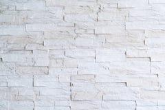 Abstrakt texturerad stentegelstenvägg Royaltyfria Foton