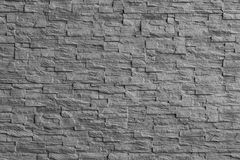 Abstrakt texturerad stentegelstenvägg Royaltyfri Fotografi